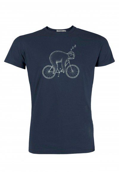 Bike Sloth - Navy- L